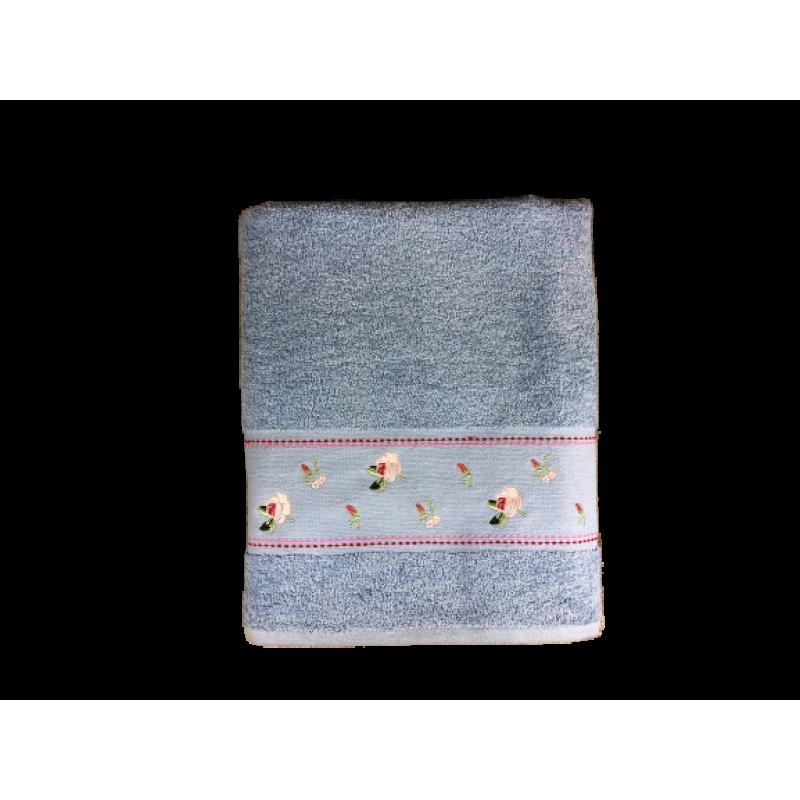 Vip Line Pamuk Banyo Havlusu 90x150 cm - Pıtırc�...